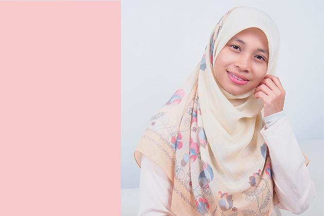 Small Banner Tudung Bawal Labuh Bidang 60 3 | AnnurNida